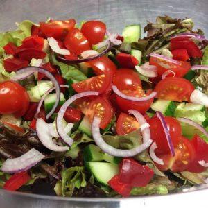 Salad Bowls at Full & Plenty
