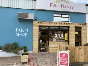 Ronan's Full & Plenty Farm Shop